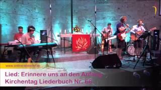 Die Juni - Andacht vom 6.6.2015 aus der Heilandskirche in Stuttgart