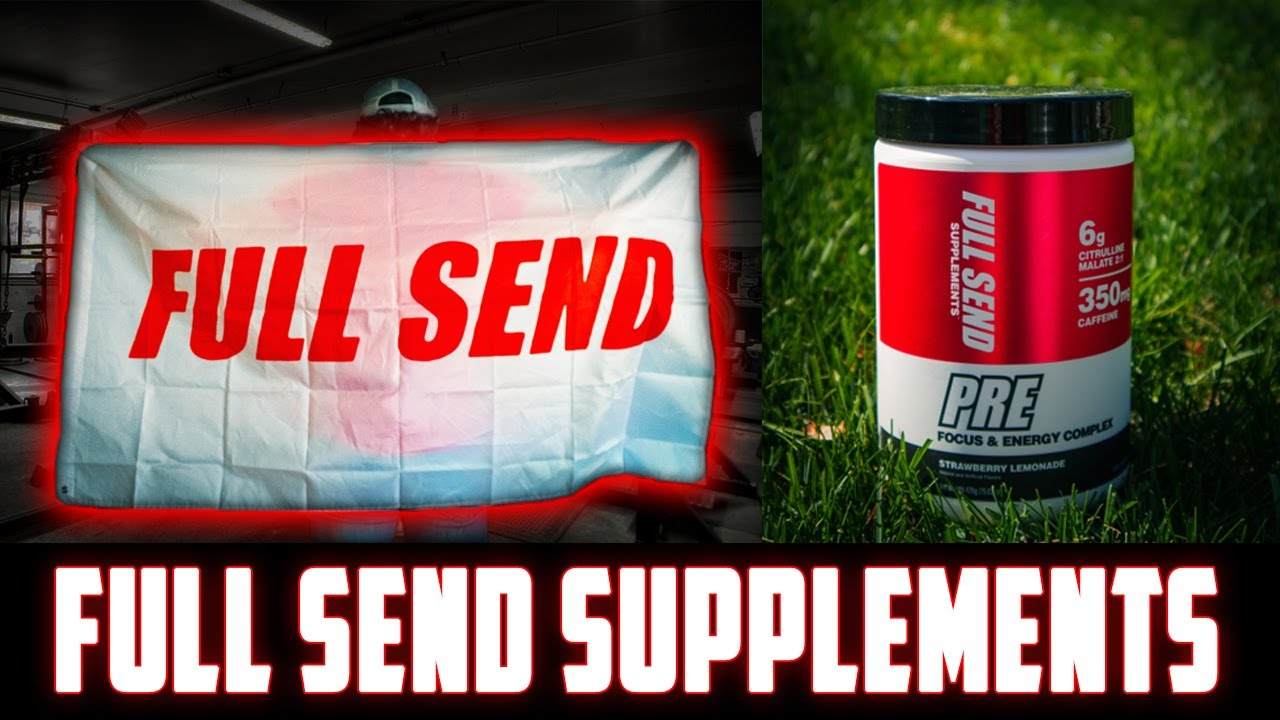 Nelk Full Send Pre Workout Review Youtube