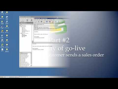 Smart SALES ORDERS: Demo - How Sales Orders automatically gets processed