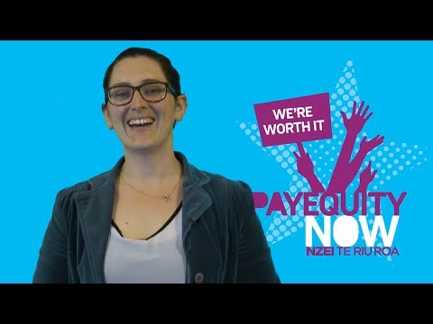 Pay Equity for Teacher Aides -We're Worth It