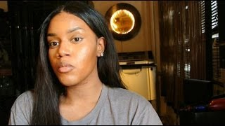 How To Sew In Your Own Weave | Center Part