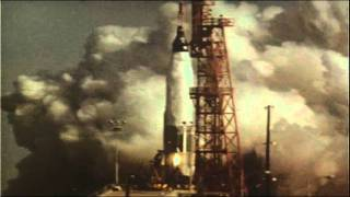 Project Mercury Launches