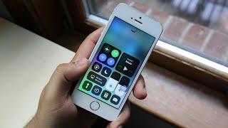 IOS 11 Beta 4 ON IPHONE 5S!