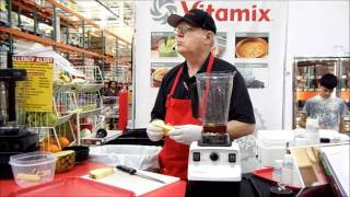 VitaMix Ice Cream Video