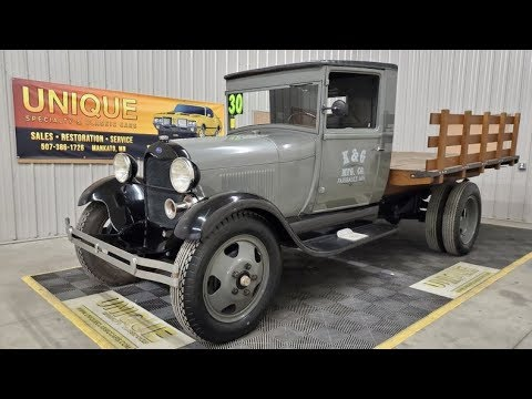 1930 Ford Model AA Truck | For Sale $14,900