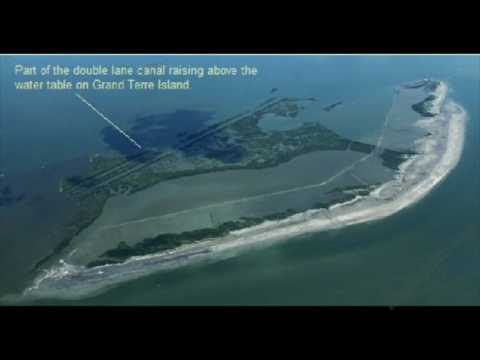 Remote Viewing the Ancient Florida Canals and Ports of a Mysterious Civilisation