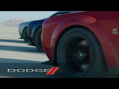 Triple Threat | Challenger | Dodge