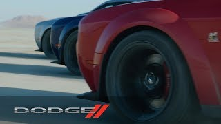 dodge demon vs