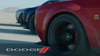 Triple Threat Challenger Dodge