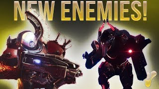 DESTINY 2 NEWS! (New Enemy Classes, Gunsmith/Reset Confirmation & Double Scouts?)
