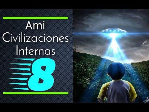 Ami 3: Civilizaciones Internas Enrique Barrios | Capítulo 8 ECXIS