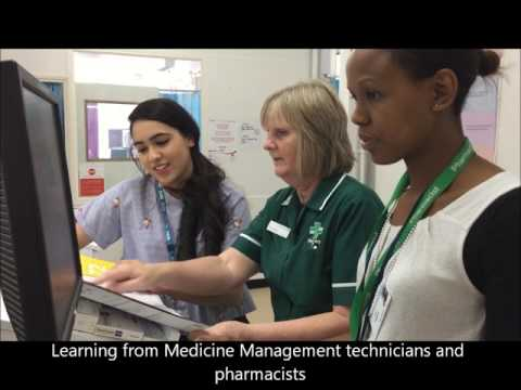 Milton Keynes University Hospital Pre-reg Pharmacist