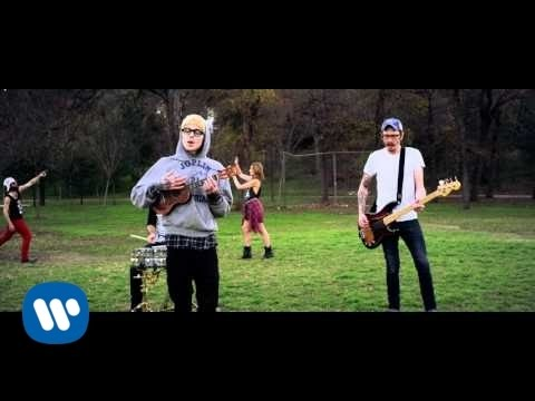 """Never Shout Never - """"Red Balloon"""" (Official Music Video)"""