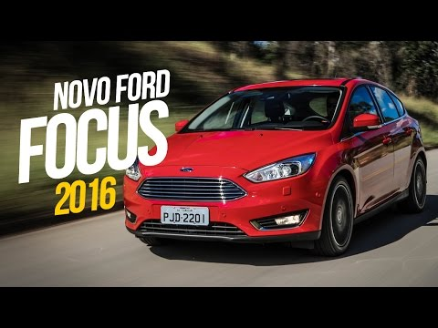 Novo Focus 2016: impressões ao dirigir - CARPLACE TV