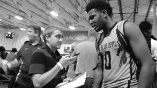 2019 DC BlueDevils 6'5 Marvin Price Highlights from Session 2 & 3 of the UAA Circuit