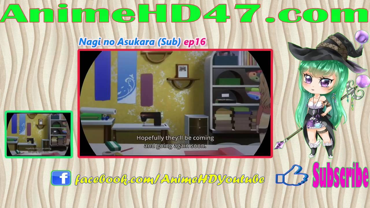 nagi no asukara episode 16 anime4fun