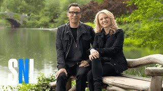 Fred Armisen and Kate McKinnon Promise to Answer All Your Questions in SNL Finale
