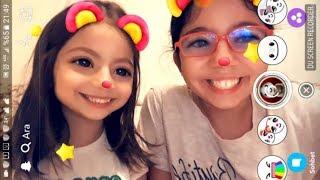 Komik snapchat,  eğlenceli ve komik çocuk videosu (Funny snapchat video)