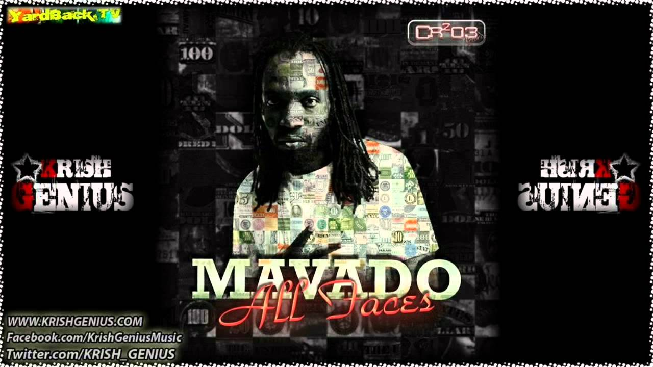 Download Mavado - All Faces [TNS Riddim] Mar 2012