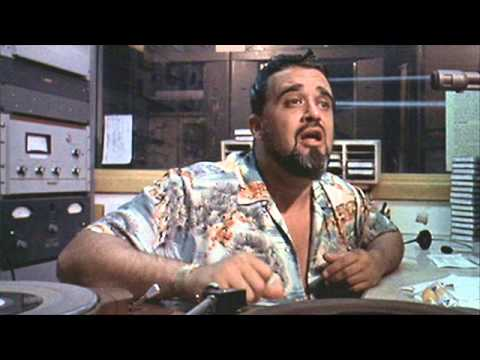 Wolfman Jack XERB From the Mexican Border Blaster Transmitter