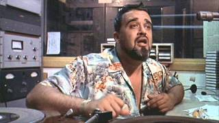 Wolfman Jack XERB From the Mexican Boarder Blaster Transmitter