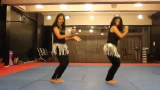 DESI LOOK # CHOREOGRAPHY # EASY BEST STEPS# RITU'S DANCE STUDIO SURAT.