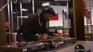 Grandmaster Flash & Jam Master Jay battle