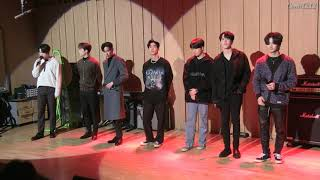 191107 GOT7 - You Calling My Name (Live) @ SBS Cultwo Radio Show