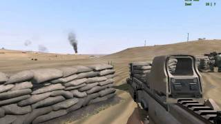 ArmA II Reinforcements - PC Benchmark