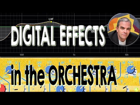 7 effects -  no digital gear, just an orchestra (Rob Scallons idea taken one stage further)