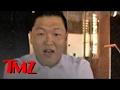 Gangnam Style Singer DANCES ON THE STREET!!!! -- PSY 강남스타일 | TMZ