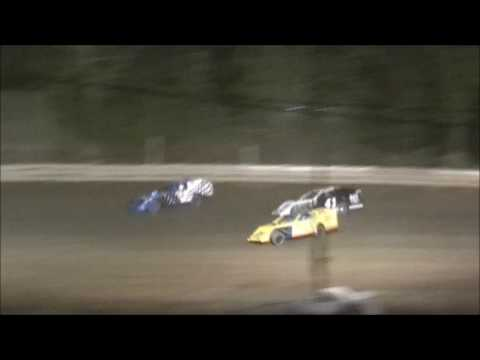 Hilltop Speedway Modified Feature 5-27-17