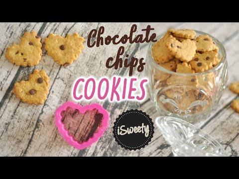 TEA Chocolate Chip Cookies Without Butter [Easy Recipe]
