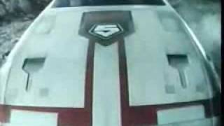 Power Rangers 2010 2011 2012 Galactic Police Force Movie and TV Series Megazords and Toys Promo F17