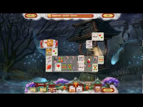 Mahjong Forbidden Temple (Gameplay) HD