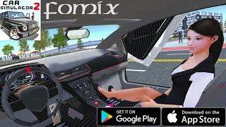 симулятор Автомобиля 2 - Первый взгляд, обзор (Android Ios)