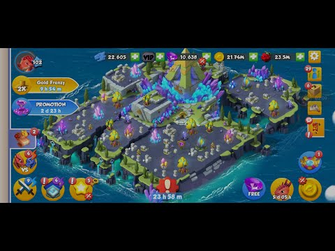 hack game dragon mania legends windows phone - [Android] New GEM ISLAND - Dragon Mania Legends