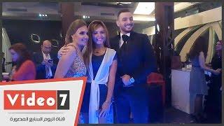 حفل خطوبة الفنانة إيمى طلعت زكريا وعامر طاهر