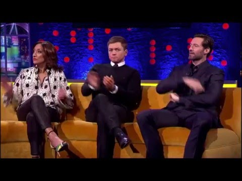 The Jonathan Ross Show 19th March 2016 part 2 en streaming