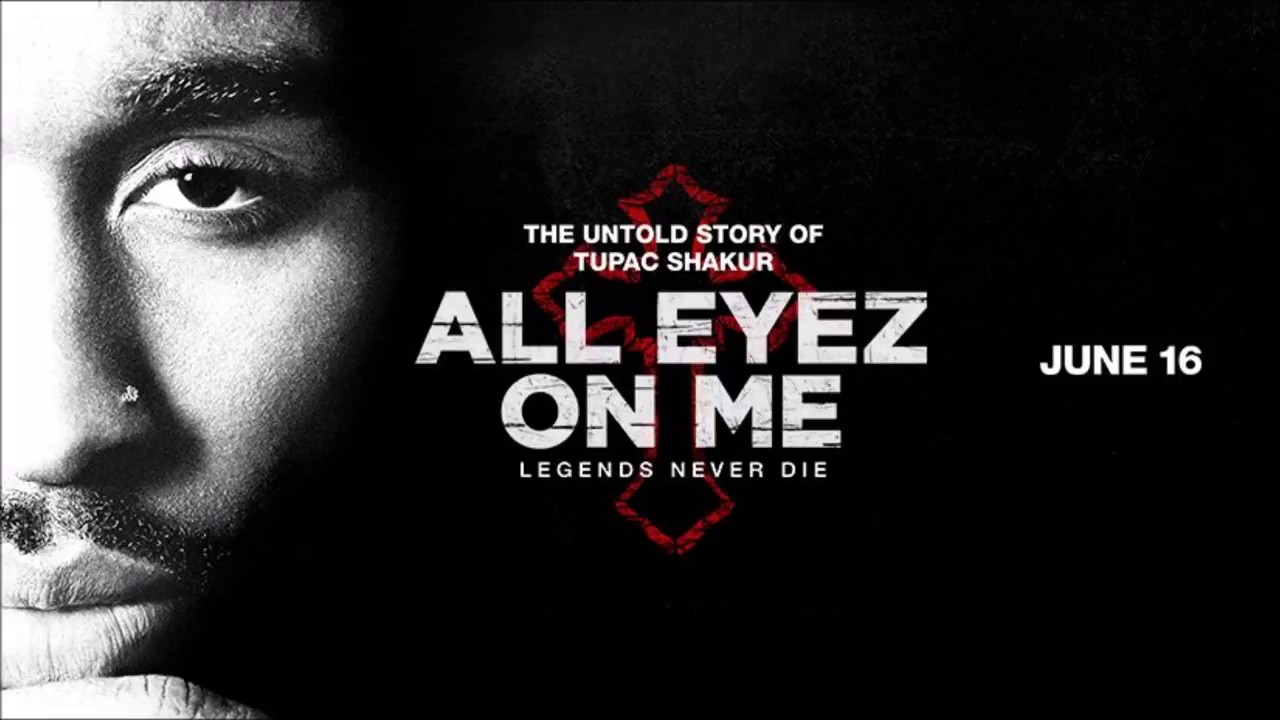 Download Tupac - All Eyez On Me [Remix] Movie Soundtrack (2017)
