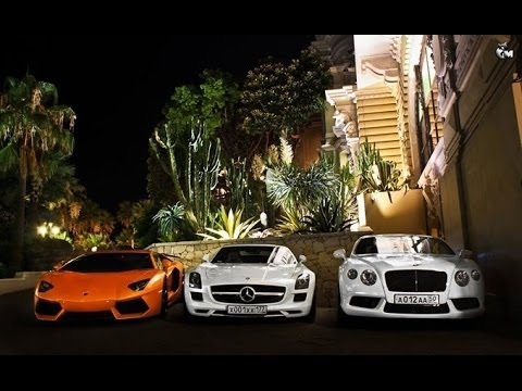 Supercars Everywhere - A typical night in Monaco [Monaco 2013]