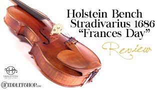 Holstein Bench Stradivarius 1686 Frances Day