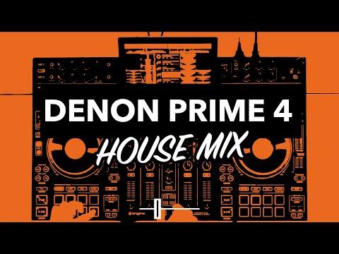 Denon DJ Prime 4 Performance - House DJ Mix