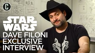 Harloff Interviews Filoni! They Talk Future of Lucasfilm Ahead of Star Wars Rebels Finale