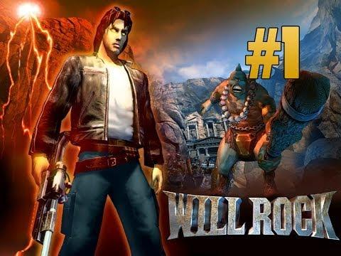 Прохождение Will Rock #1
