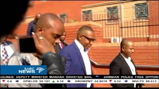 Manana not receiving preferential treatment: Mbalula