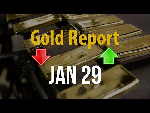 Gold Report JAN 29: Volatility Analysis on Precious Metals Markets