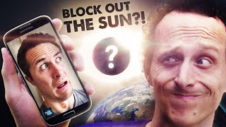 Should We Block Out The Sun to Solve Climate Change?
