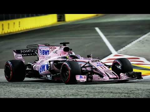 FORCE INDIA SERA FORCE RACING EN 2018