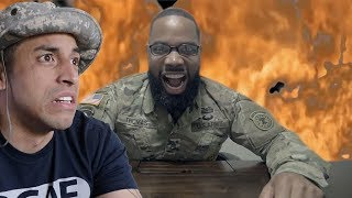 GETTING OUT OF THE MILITARY (w/ YUSHA THOMAS)